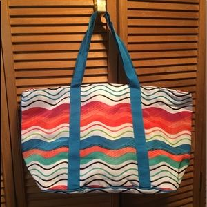 Chico's Insulated Cooler Tote